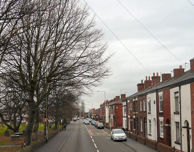 Stockport Road East