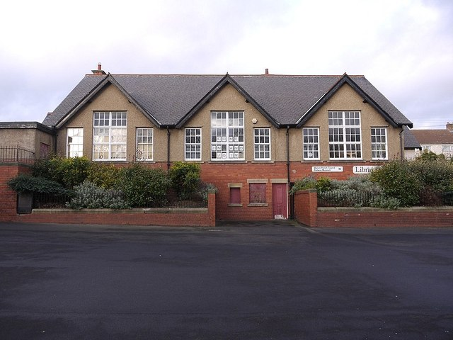 Wylam Library, Falcon Terrace