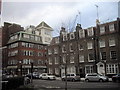 TQ2979 : Houses in Palace Street, London by PAUL FARMER