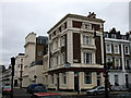 TQ2878 : Greyhound, Cambridge Street, Pimlico by PAUL FARMER