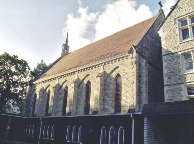 Convent of the Cross Chapel, Boscombe