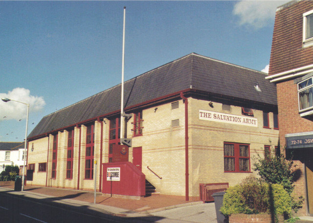 Boscombe Salvation Army Citadel