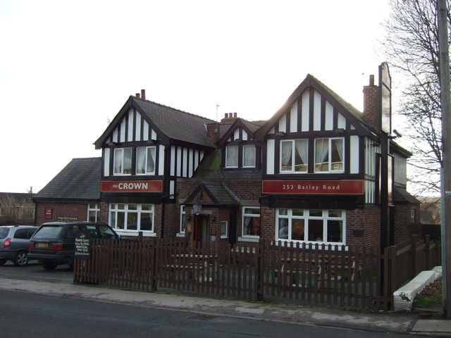 The Crown, Batley Road