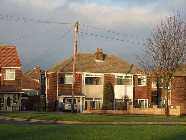 Houses on Middleton Park Road