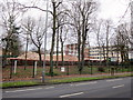 SP0381 : Bournville College, Partly Demolished by Roy Hughes