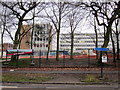 SP0381 : We Have Moved - Bournville College Awaiting Demolition by Roy Hughes