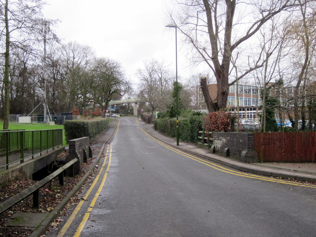 Cob Lane Bridge Over Griffin's Brook