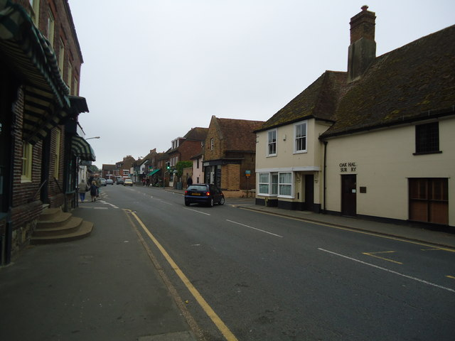 High Street, New Romney