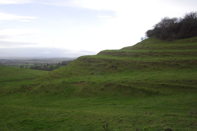 Strip lynchets