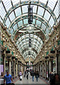SE3033 : County Arcade, Briggate, Leeds (2) by Stephen Richards