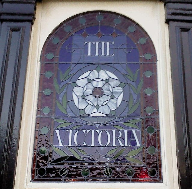 Fine Victorian Stained Glass