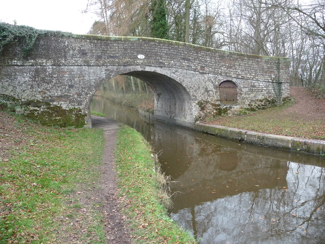 Yell Bridge on the Llangollen Canal