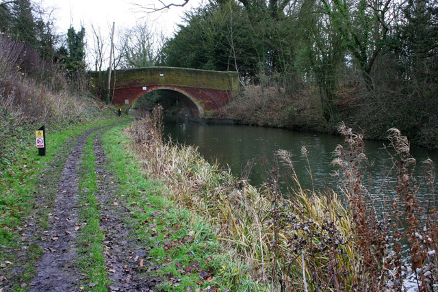 Newton Bridge, Grand Union Canal