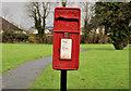 J1487 : Letter box, Antrim by Albert Bridge