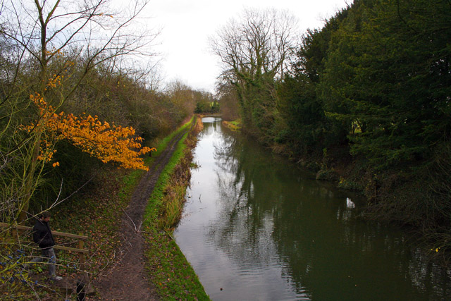 The Grand Union Canal, Leicester Branch