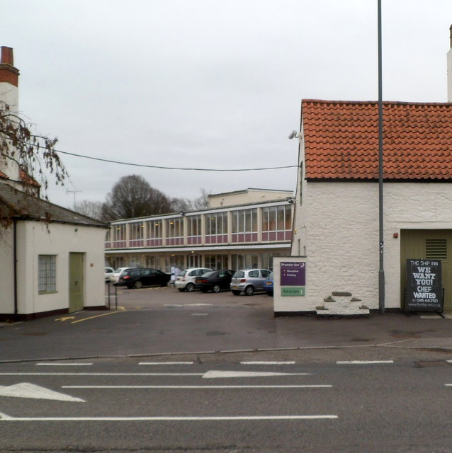 Premier Inn, Alveston