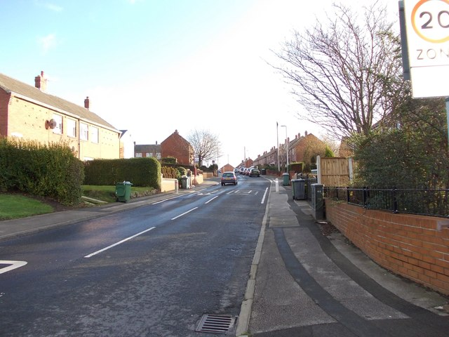 Lowood Lane - Field Head Lane
