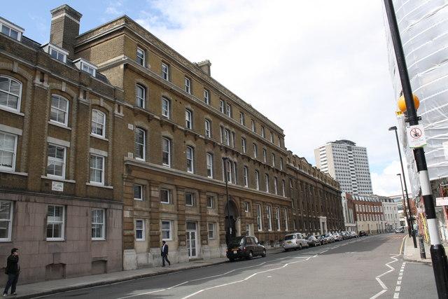 Old Abatoir Hotel, St John Street