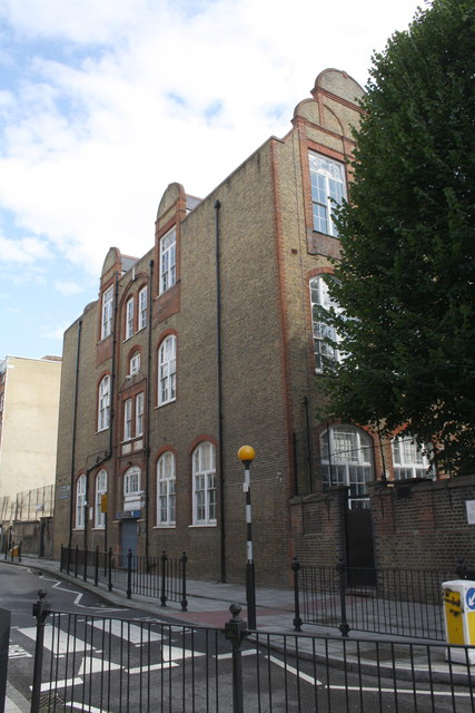 SS Peter & Paul RC Primary School, Compton Street