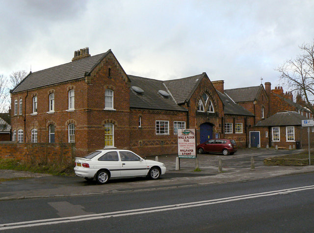 The old Armoury