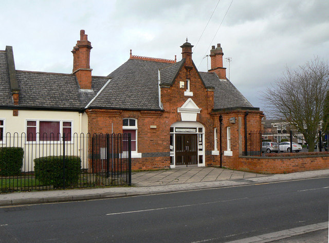 Former workhouse gatehouse