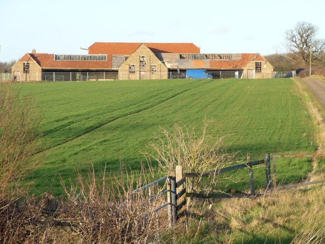 Buildings under conversion, Bluefield Farm
