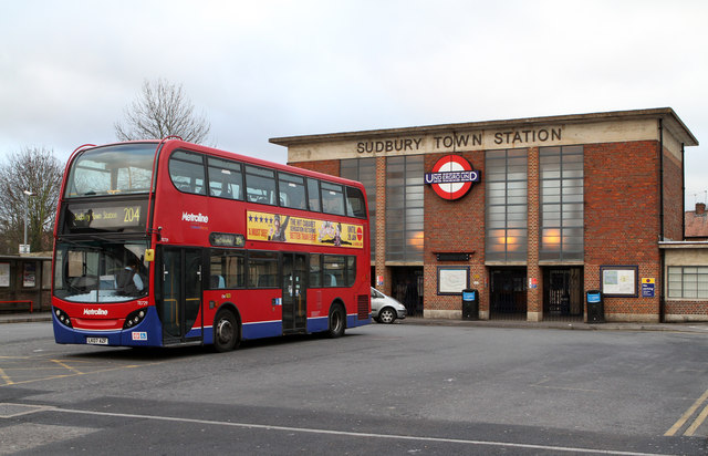 Cricklewood Bus Garage Lost Property