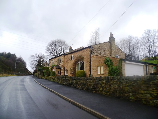 House at Roe Cross