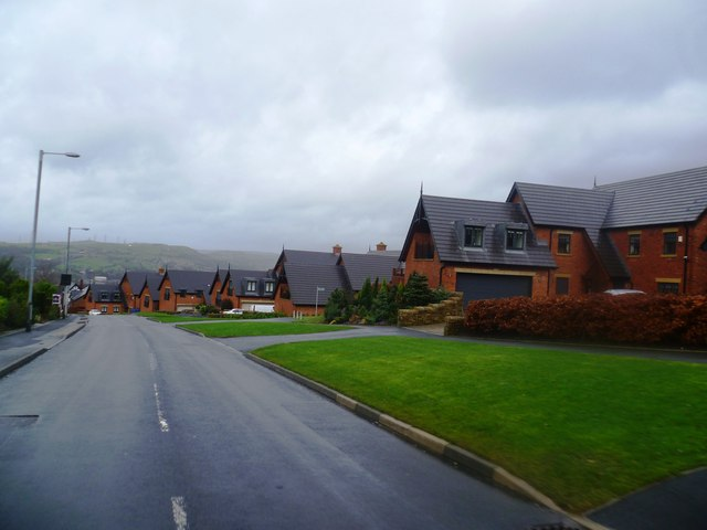 Housing on Mottram Old Road