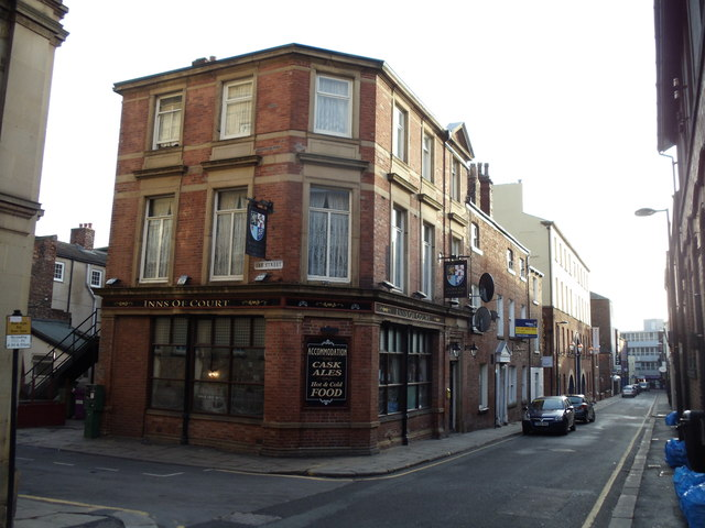 The Inns of Court Public House, Wakefield