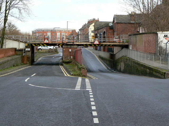 Ousegate railway bridge