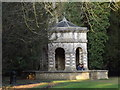 SP0102 : Hexagon, Grotto in Cirencester Park by Colin Smith