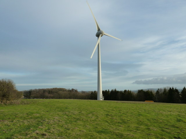 Glyndbourne wind turbine