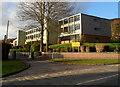 SO2915 : Eastern side of King Henry VIII School, Abergavenny by Jaggery