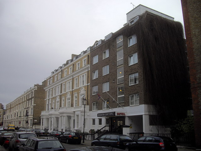 Kensington Park Hotel, Longridge Road, Earl's Court