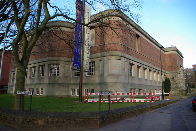 The Barber Institute, University of... (C) Phil Champion :: Geograph ...