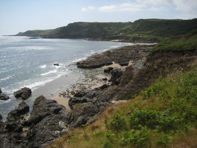 Lannacombe Bay