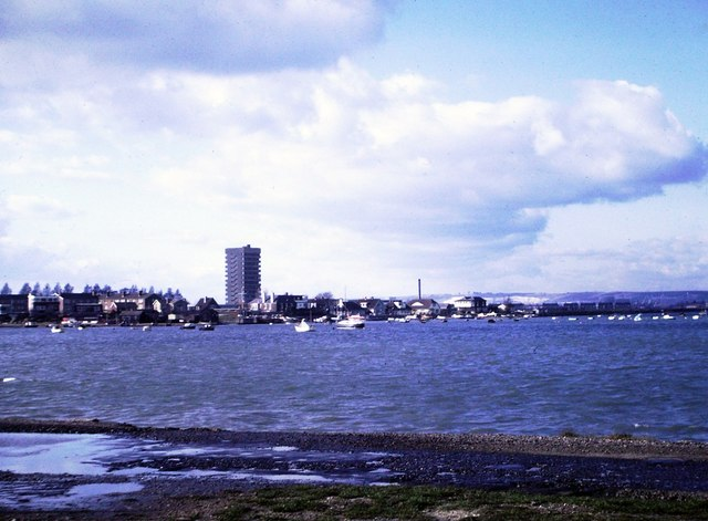Barnard Tower, 1971