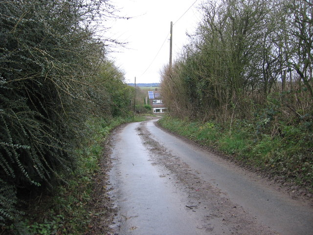 Pulpit Lane, Oving