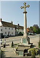 TQ3250 : Bletchingley War Memorial by Ian Capper