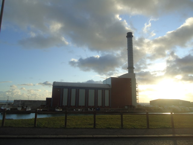 Shoreham power station