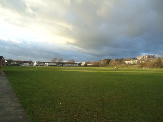 Victoria recreation ground, Portslade