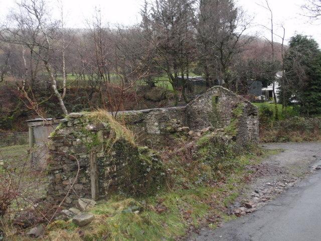 Rhydygelli Fawr, Cwmcerdinen