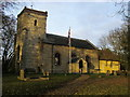 SP8224 : St Martin's Church by Shaun Ferguson