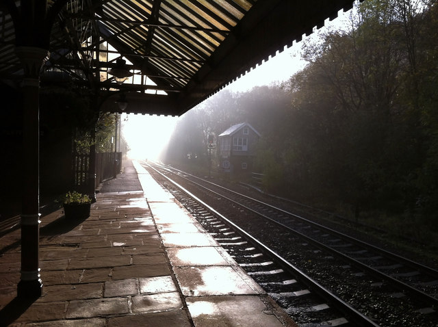 Hebden Bridge railway station
