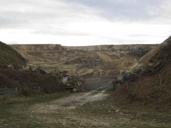 Hawthorn Quarry (disused)