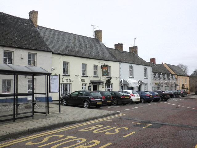 Castle Inn, Usk