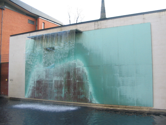 Water Window, Priory Place
