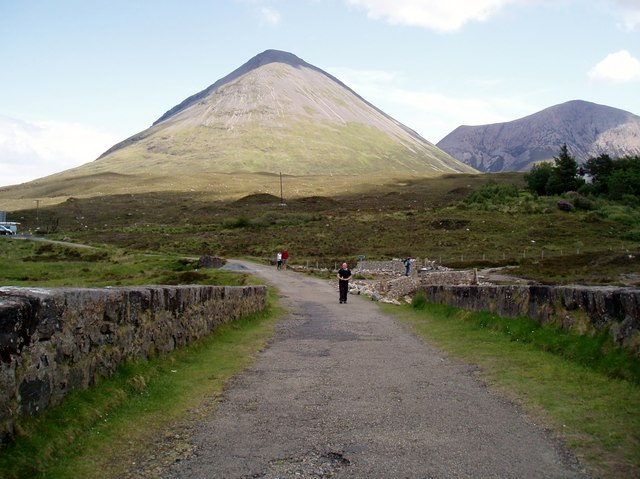 Old Bridge at Sligachan