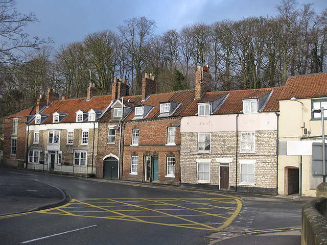 Cottages on Castlegate